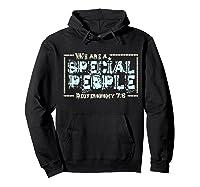Hebrew Israelite Clothing We Are A Special People Israel Shirts Hoodie Black