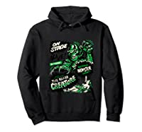Vintage Halloween Killer Monster Horror Gift Shirts Hoodie Black