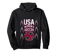 2019 Soccer Usa Team France Cup Tournat Shirts Hoodie Black