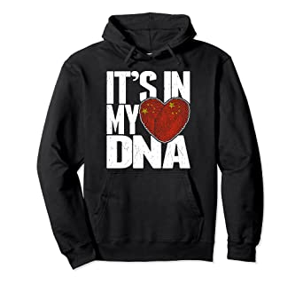 Amazon com: It's In My DNA Chinese Flag Hoodie Shirt China