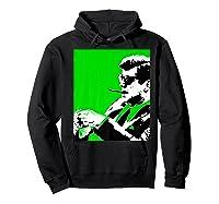 John F Kennedy 35th President - Jfk Smoking Cigar Blunt Premium T-shirt Hoodie Black