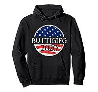 Go Pete Buttigieg President 2020 Election Shirt Democrat Hoodie Black