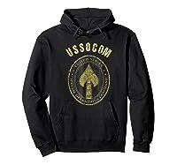 Special Ops Ussocom Us Armed Forces Vintage Shirts Hoodie Black