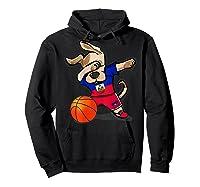 Dog Dabbing Haiti Basketball Haitian Sport Team Shirts Hoodie Black