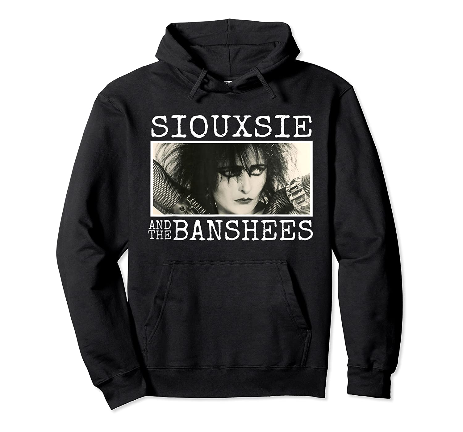 Siouxsie And The Banshee Siouxsie Sioux T Shirt Unisex Pullover Hoodie