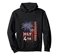 Huntington Beach 4th Of July 2019 Independence Day Shirts Hoodie Black