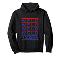 Weld 2020 Usa Republican Party Campaign President Election Shirts Hoodie Black