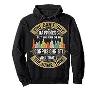 Corpus Christi City Flag Tshirt I Love Corpus Christi Shirt Hoodie Black