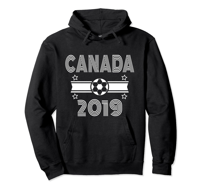 Retro Canada Soccer Team 2019 Shirts Unisex Pullover Hoodie