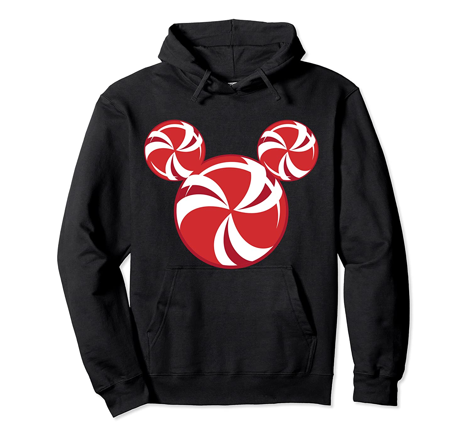 Disney Christmas Candy T Shirt Unisex Pullover Hoodie