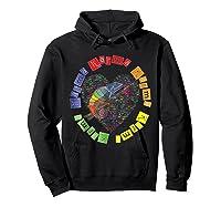 Chameleon Karma 80 S Pride 1980 S Pop Club Culture Peace Shirts Hoodie Black