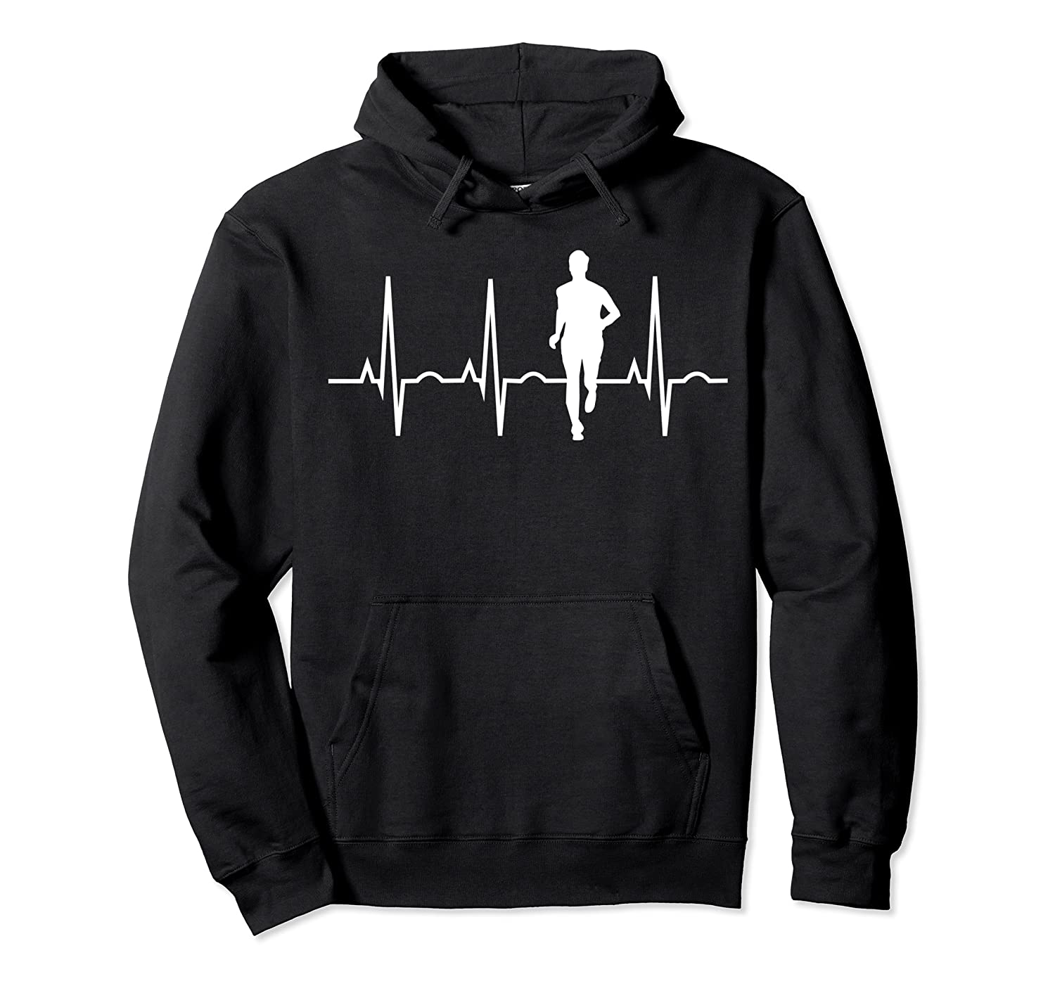 Cross Country Running Gifts Runner Heartbeat Ns Boy Shirts Unisex Pullover Hoodie