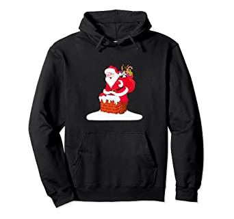 Amazon Com Mery Christmas Santa Gif German Shepherd Dog Shirt Clothing