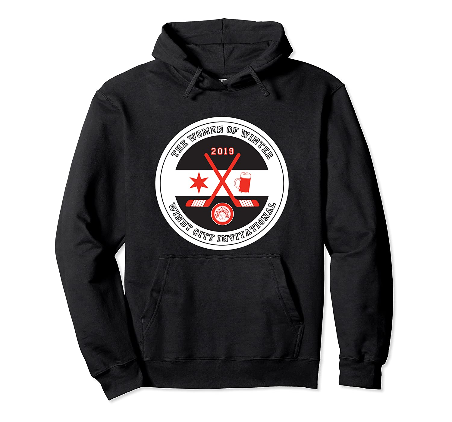 2019 Windy City Invitational Ts Shirts Unisex Pullover Hoodie