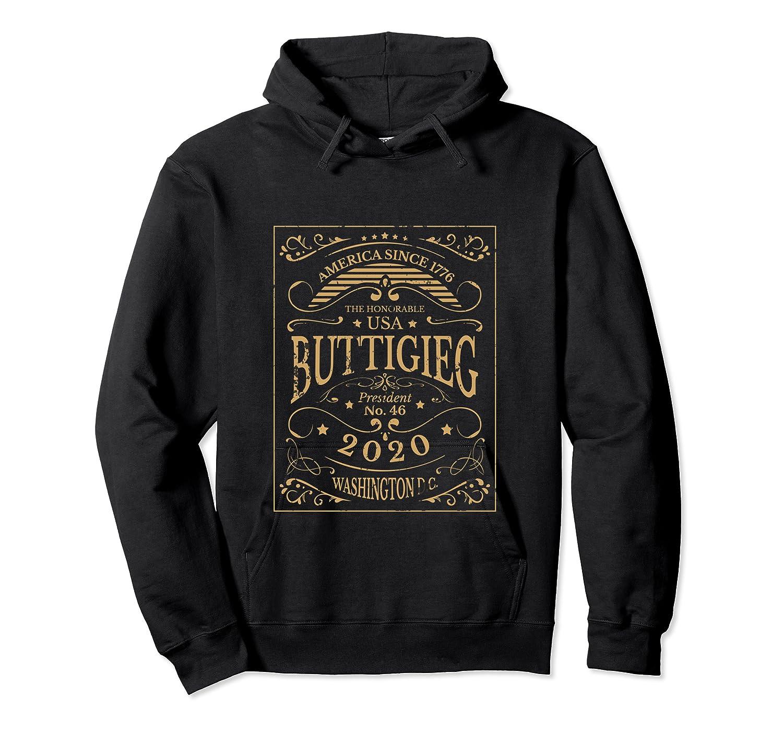 Buttigieg 2020 46th Usa President Election Democrat Campaign T-shirt Unisex Pullover Hoodie