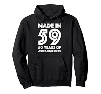Image Unavailable Not Available For Color 60th Birthday Hoodie Men Gifts Age