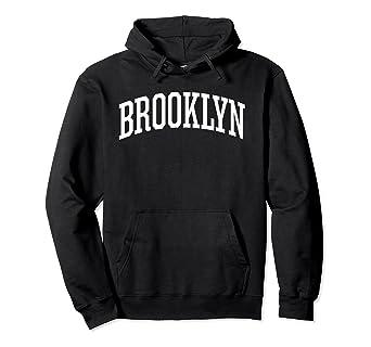 a2f550add Amazon.com: Brooklyn Hoodie New York City NYC Brooklyn Sweatshirt ...