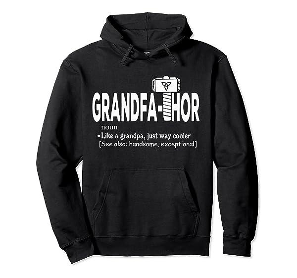 Cool Grandfathor Like A Fathor Gifts Father S Day Shirts