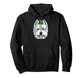 Amazon com: Westie Dog St Patricks Day West Highland Terrier