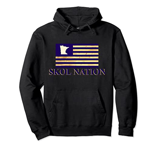 wholesale dealer a1c2e 9c022 Skol Hoodie Skol Sweatshirt Skol T Shirt Vikings Woodgrain