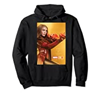 Studios 10 Years Scarlet Witch Poster Shirts Hoodie Black