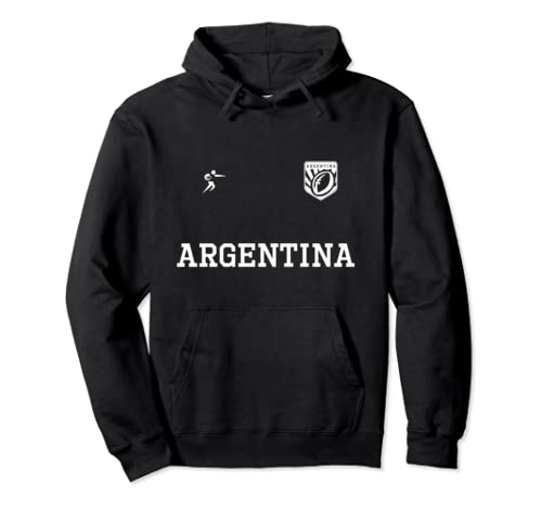 Argentina Rugby  Pullover Hoodie