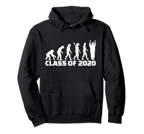 Evolution Class Of 2020 Pullover Hoodie