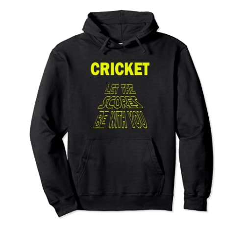 Funny Cricket Saying Quote Phrase Sarcastic Gift Pullover Hoodie