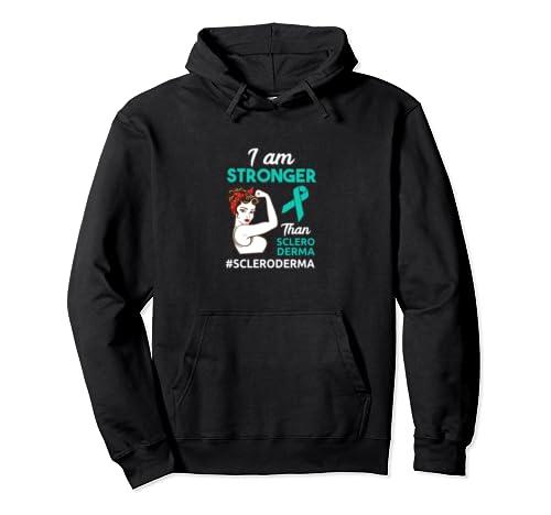 Scleroderma Awareness Gift Pullover Hoodie