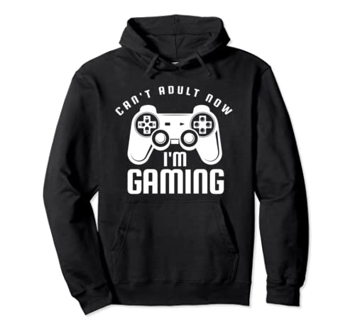 Video Game Design For A Gamer Pullover Hoodie