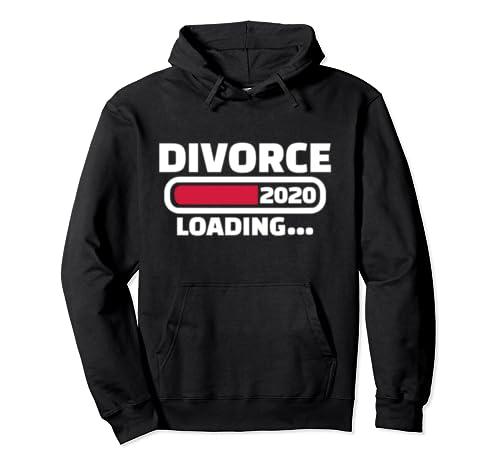 Divorce 2020 Loading Pullover Hoodie