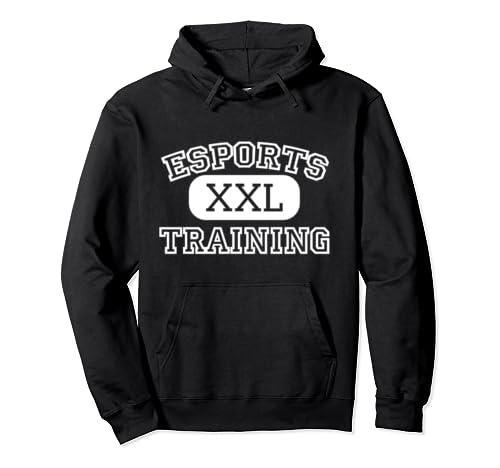 Esports Xxl Training Graphic Pullover Hoodie