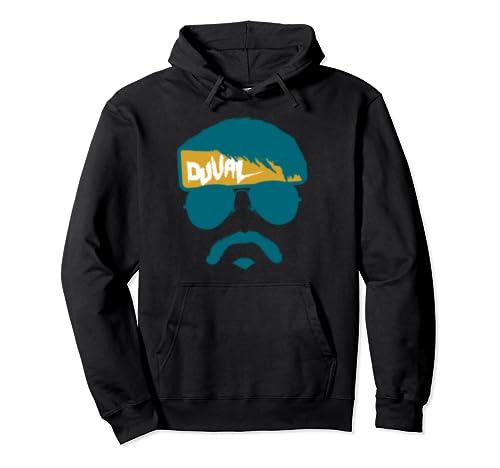 Minshew Jacksonville Qb Funny Duval Pullover Hoodie