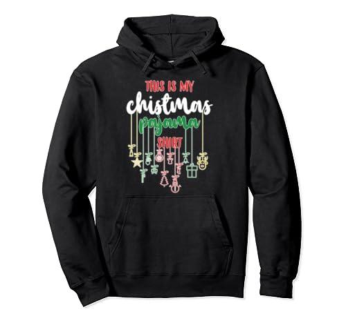 Family Christmas Pajamas   Pj Gifts   Christmas Pajama Pullover Hoodie