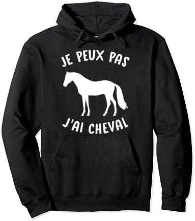 Je Peux Pas J'ai Cheval Cadeau…