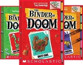 The Binder of Doom (3 Book Series)