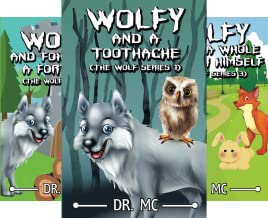 Wolfy the Series Book (5 Book Series)