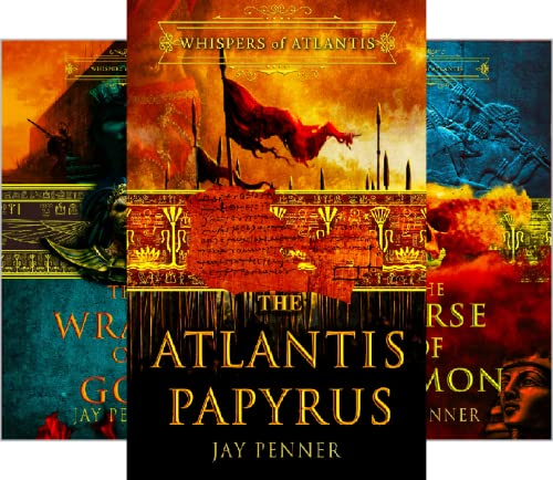 Whispers of Atlantis (4 Book Series)