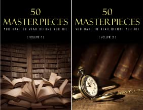 50 Masterpieces you have to read before you die50 Masterpieces you have to read before you die (2 Book Series)