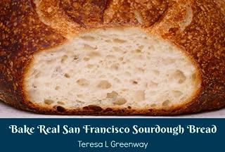 Bake Real San Francisco Style Sourdough Bread [Online Code]