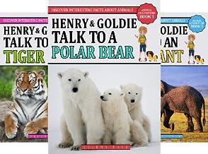 Animal Adventure Book (5 Book Series)