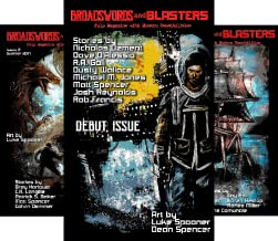 Broadswords and Blasters (9 Book Series)