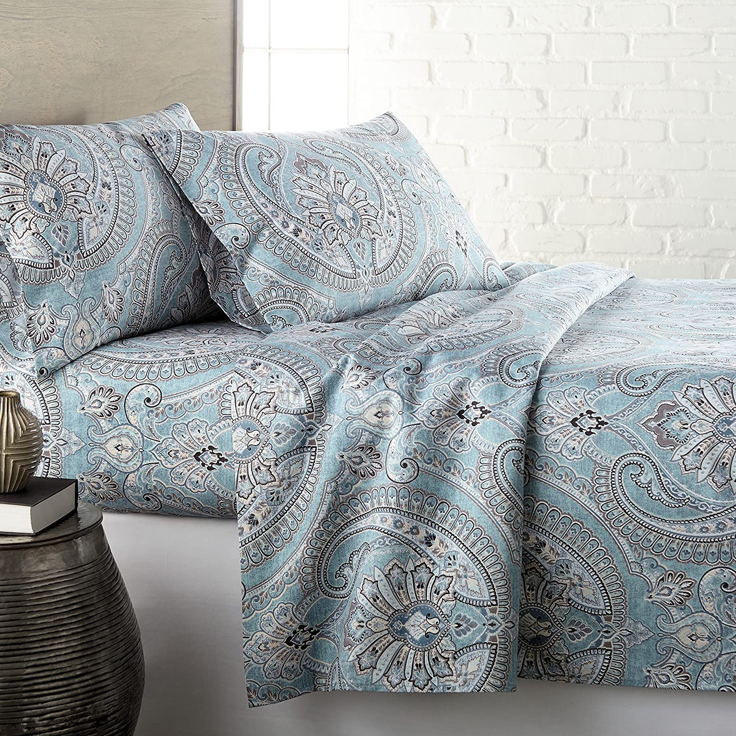 Pure Melody Collection 4-Piece 14-Inch Popular Sheet Deep Pocket Set Max 62% OFF