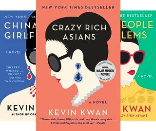 Crazy Rich Asians Trilogy (3 Book Series)