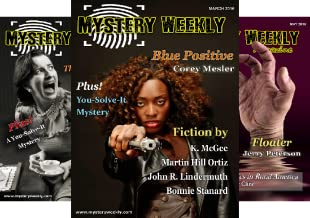 Mystery Weekly Magazine Issues (50 Book Series)