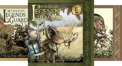 Mouse Guard: Legends of the Guard (3 Book Series)