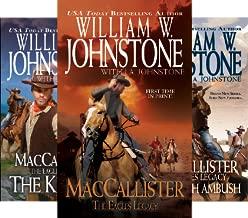 MACCALLISTER  SERIES (5 Book Series)