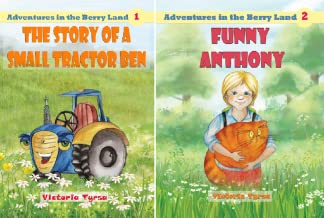 Adventures in the Berry Land (2 Book Series)