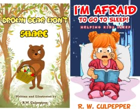 Children's Bedtime Moral Stories Series (2 Book Series)