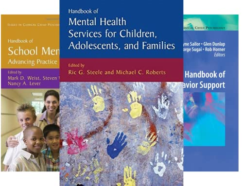 Issues in Clinical Child Psychology (19 Book Series)